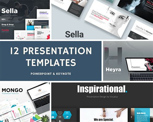 Keynote & PowerPoint Presentation Templates Tech Deals